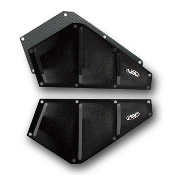 Ski-Doo XS/XM Side Bottom Vents by Proven Designs