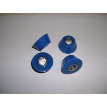 Isovibe SX Blue Bushings (85 Duro Harder)
