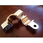 Polaris Axys RMK Chassis Oilite Steering Blocks