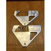 G4 Drop Bracket Braces XRS 154