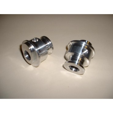 AC wheel spacer Crossfire/ZR Billet Aluminum outside wheel spacers