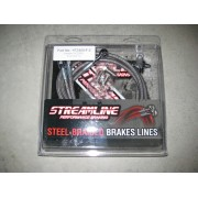 "Streamline +2"" hydraulic front brake 3 line kit"