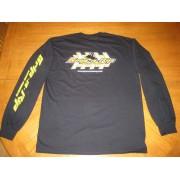 Grip N Rip Racing Long Sleeve Black Shirt
