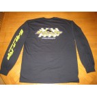 Grip N Rip Racing Long Sleeve Black Shirt