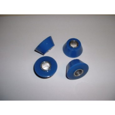 Isovibe SX Blue Bushings (85 Duro Harder)