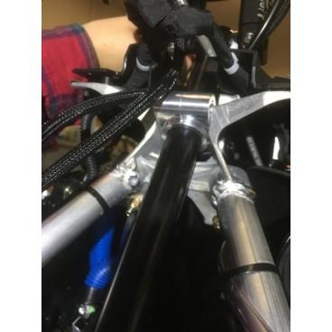 G4 850 Upper Billet Steering Block Fix!