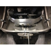 G4 Bulkhead Steering Mount Brace