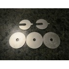 G4 Motor Mount Shim Kit