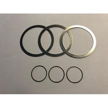 2019-21 QRS Shim Kit 0.5mm